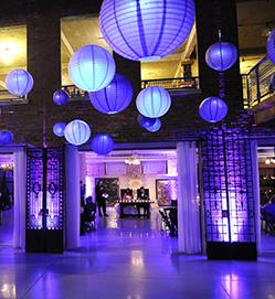 lumini arhitecturale nunta