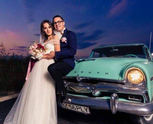 Inchirieri masini vintage nunta